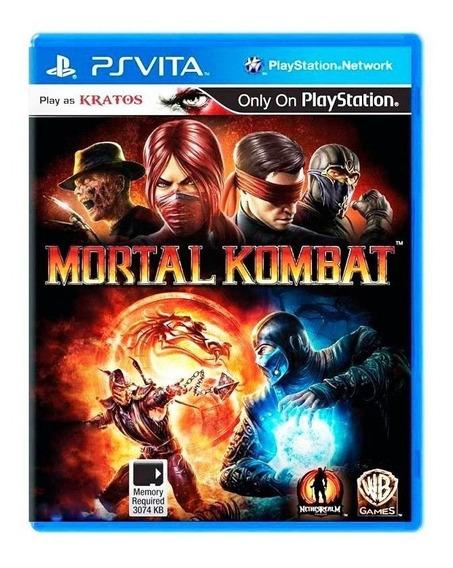 Mortal Kombat Ps Vita M