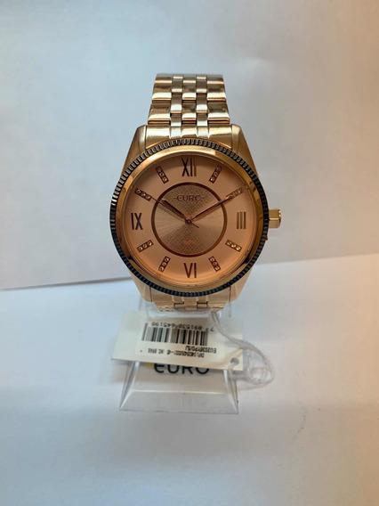 Relógio Euro Feminino Dourado Eu2036ypo/5j
