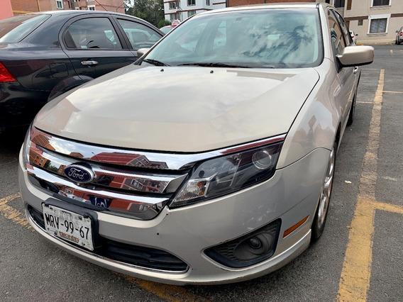 Ford Fusion 2010 Se 4 Cilindros Automático