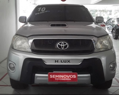 Hilux 3.0 Srv 4x4 Cd 16v Turbo Intercooler Diesel 2010/2010
