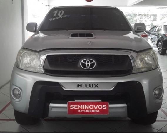 Hilux 3.0 Srv 4x4 Cd 16v Turbo Intercooler Diesel 2010/2010