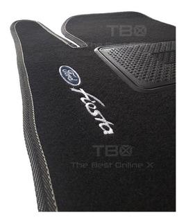 Juego Tapetes Ford Fiesta Titanium Originales Envío Gratis