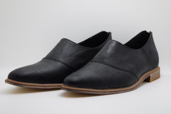 Mocasin Chatitos Zapatos 100% Cuero Modelo Amanda