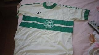 Camisa Coritiba adidas 1980 Nº 14 De Jogo ,raridade!