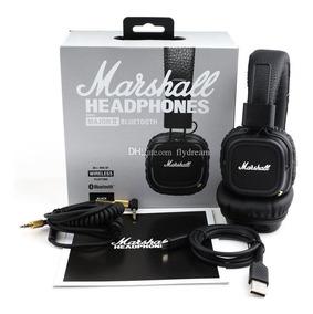 Fone Marshall Major Ii Bluetooth Black