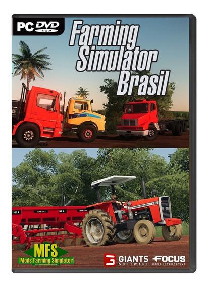Farming Simulator Brasileiro - Mods