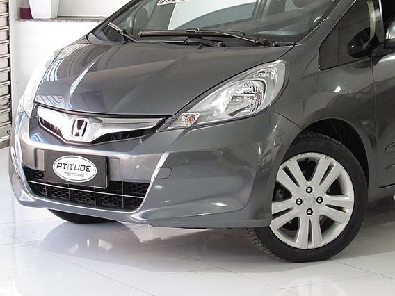Honda Fit 1.5 Ex 16v Flex 4p Automático 2014