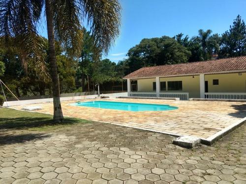 Chácara Com 3 Dormitórios À Venda, 5000 M² Por R$ 850.000 - Rio Abaixo - Mairiporã/sp - Ch0234