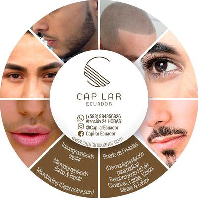 Alopecia Barba ,cabello Masculino , Cejas Hombre , Calvicie