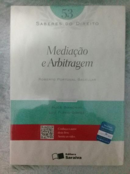 Mediação E Arbitragem - Roberto Barcellar