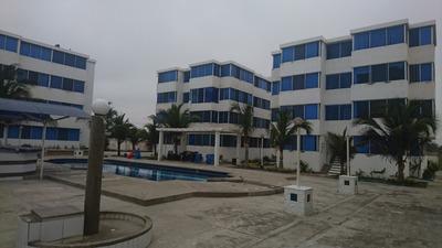 Departamento De Arriendo En La Playa De Crucita Manabí