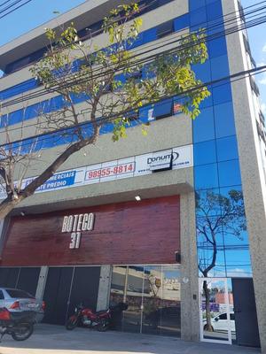 Sala Comercial No Bairro Cabral - Adr3734