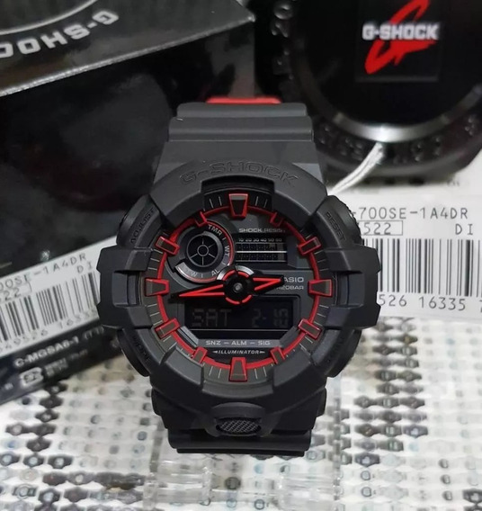 Relógio Casio Masculino G-shock Ga700se1a4dr Orginal