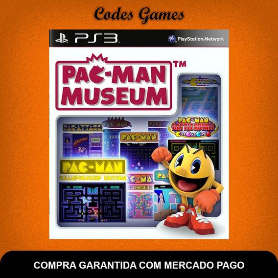 Pac-manmuseum - 9 Titulos - Ps3 - Pronta Entrega