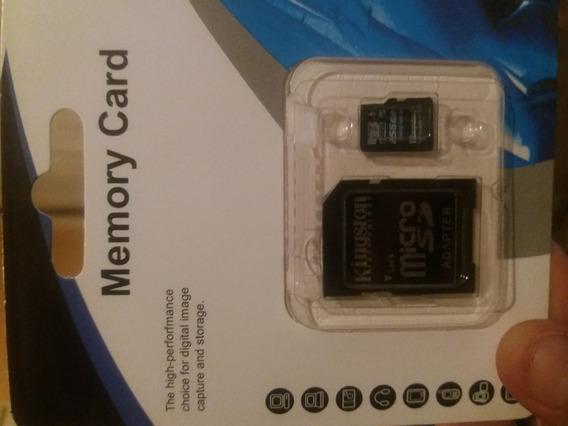 Card Memoria Microsd 256gb Hc10 Kingston Testado Funcionando