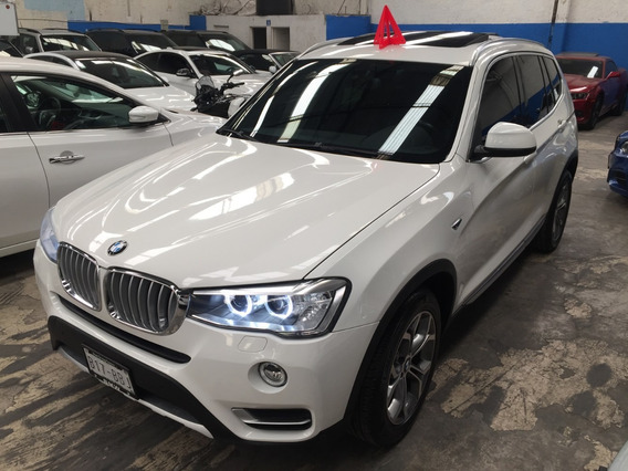 Bmw X3 2.0 Xdrive28ia X Line At 2016