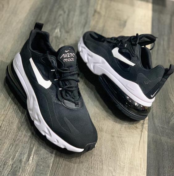 Nike Air Max 270 React *top Quality* *65v*