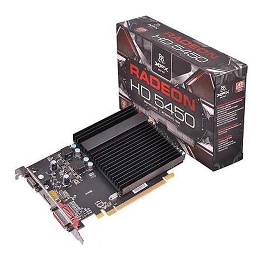 Tarjeta De Video Radeon Hd6450 Xfx Ddr3 1gb