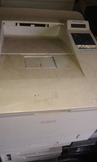 Impressora Laser Xerox Phaser 3500dn (sucata)