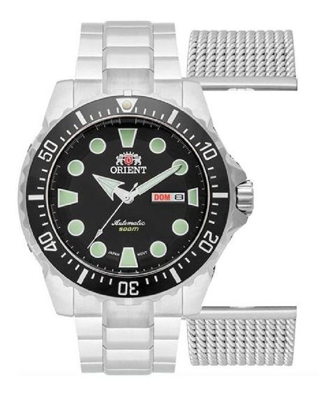 Relógio Orient Masculino Automático Diver 469ss073 P1sx *netuno
