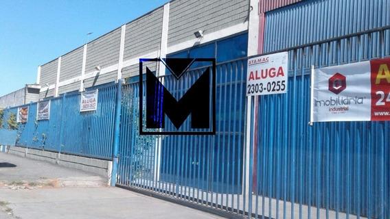 Comercial Para Aluguel, 0 Dormitórios, Cumbica - Guarulhos - 562