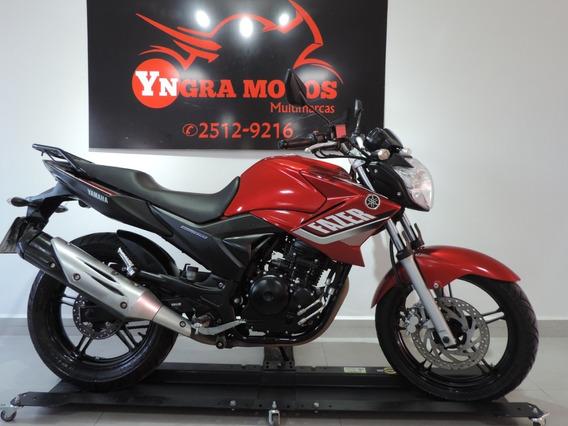 Yamaha Ys 250 Fazer 2015 Blueflex Nova