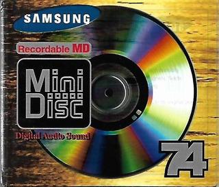 Mini Disc Samsung