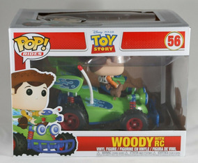 Woody With Rc - Toy Story - Disney - Funko Pop! Rides #56