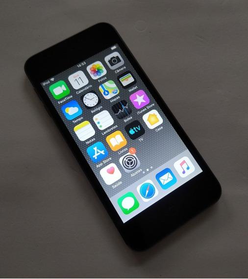 iPod Touch 6 Geração Apple 32gb Cinza Usado - Parcelado