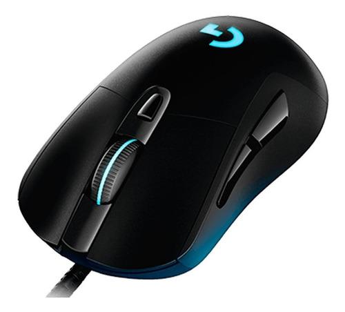 Mouse Logitech G403 Gamer 12000 Dpi Led Rgb Usb Pesas