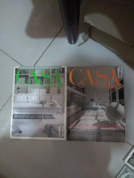 Revista Casa Vogue Brasil 07 Und. Carta Editorial
