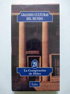 Vhs La Conspiracion De Hitler Grandes Culturas Del Mundo