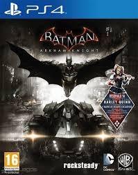 Batman Arkam Nigth Y Returm Arkam Ps4 En Digital