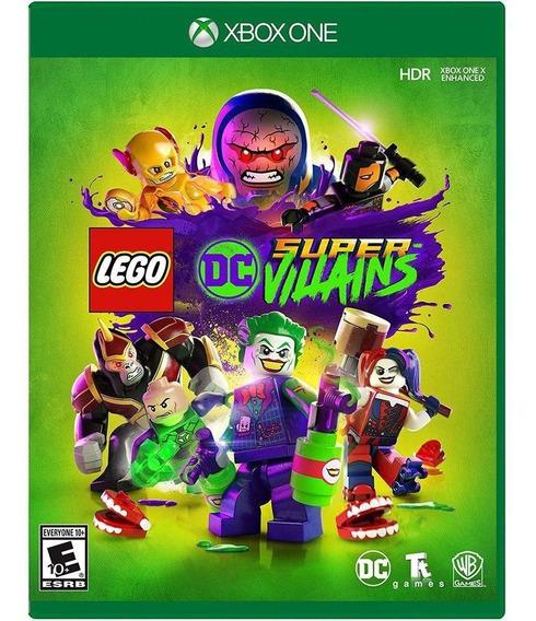 Jogo Do Xbox One Marvel Dc Super Villans