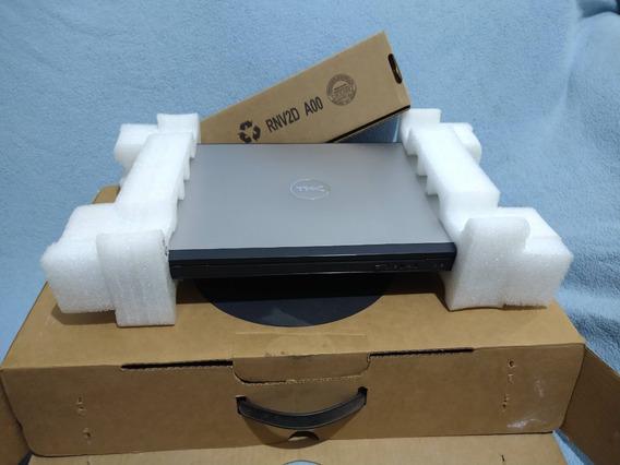 Notebook Dell Vostro 3500 Na Caixa C/os Plásticos + Mochila