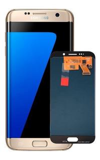 Pantalla Samsung S7 Edge Amoled Original - Servicio Técnico
