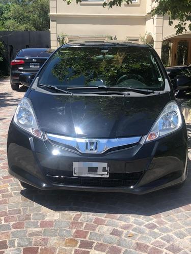 Honda Fit 1.4 Lx-l Mt 100cv L12 2012 Fierrreras.