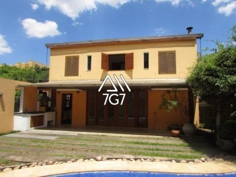 Casa À Venda No Morumbi - Ca00598 - 32435529