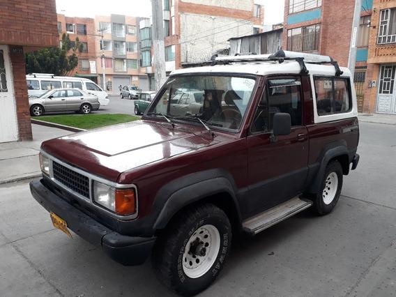 Chevrolet Trooper Diesel 1991