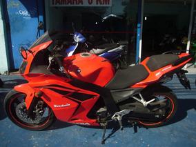 Dafra Roadwin 250 R Vermelha 2014 R$ 7.999 (11) 2221.7700