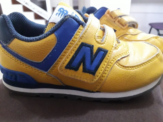 Tênis New Balance Infantil N. 25