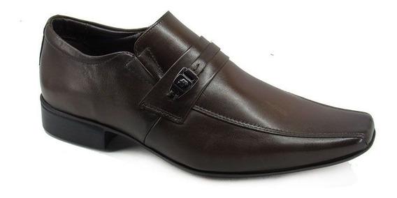 Sapato Social Masculino Jota Pe Air Vinitti 77603 Couro