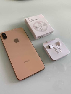 Vendo iPhone XS Max 256 Gb Gold