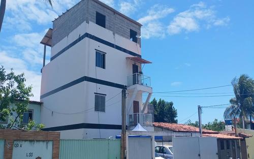Imagem 1 de 10 de Prédio Com 2 Quartos, 75,00m2, À Venda - Portão - Lauro De Freitas - 133