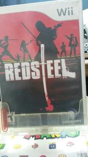 ** Red Steel Para Tu Nintendo Wii O Wii U **