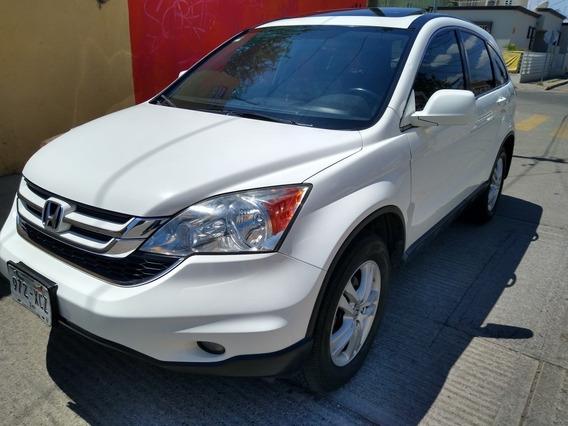 Honda Cr-v 2.4 Exl 156hp Mt 2010