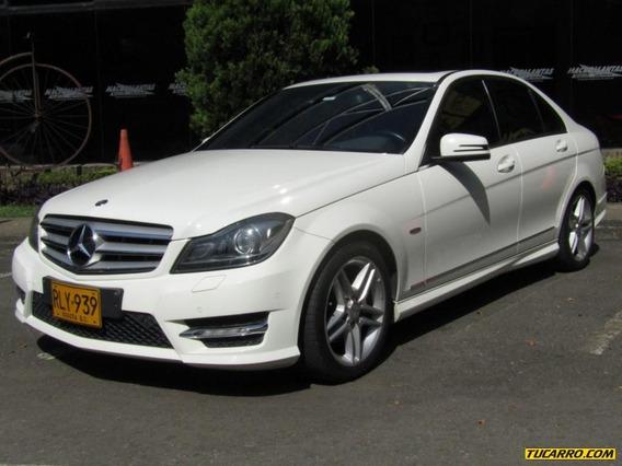 Mercedes Benz Clase C C250 Blue Efficiency 1800 Cc T