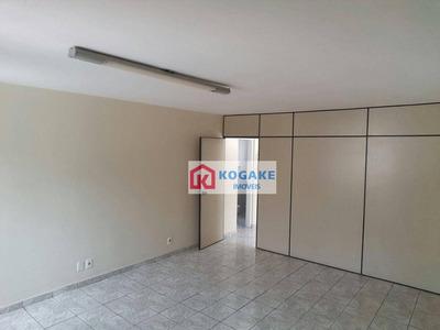 Sala Para Alugar, 40 M² Por R$ 900/mês - Vila Adyana - São José Dos Campos/sp - Sa0900