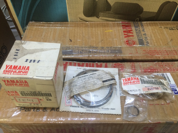 Kit Pistao 1,00mm Ttr230 Original Yamaha Ttr 230 Made Japan