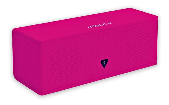 Parlante Portatil Bluetooth Noblex Psb213 Inalambrico Color